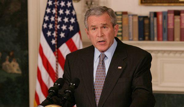 世界経済の裏情報とブッシュ大統領について