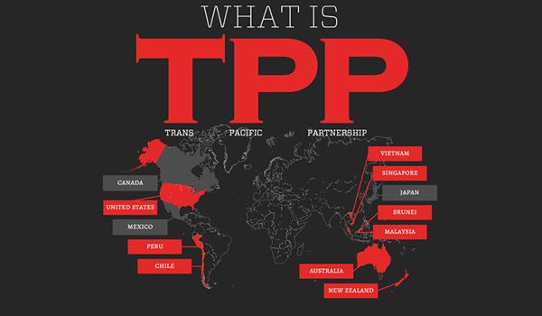 TPPの裏事情について