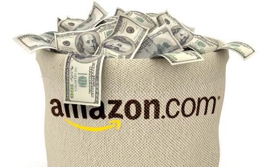 Amazonのネットスーパーで株価上昇