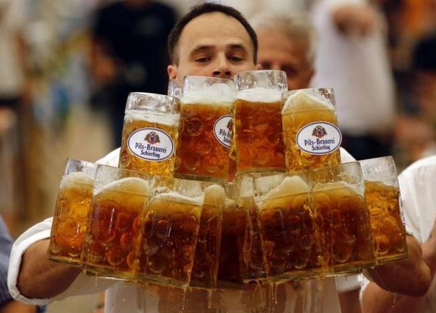 酒の税金ドイツ